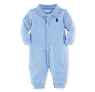 Ralph Lauren Cotton Coverall