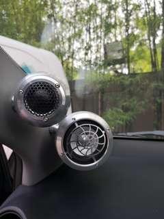 Micro precision 5 series 3 way speaker with custom pod