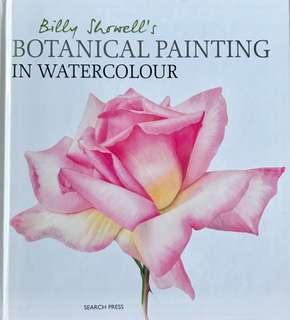 Botanical Painting In Watercolour