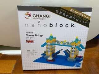 Changi Nano Block - Tower Bridge
