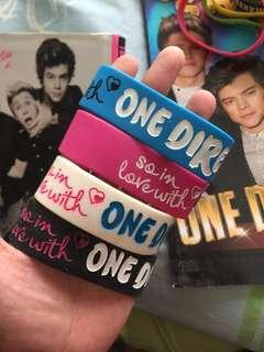 One Direction Official Wristband
