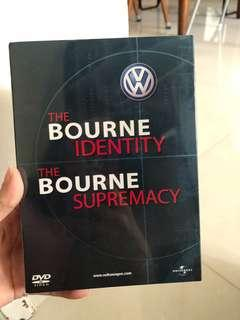 Brand new Bourne Identity collection