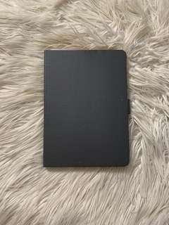 Gray Rotating iPad case (fits the new iPad 9.7)
