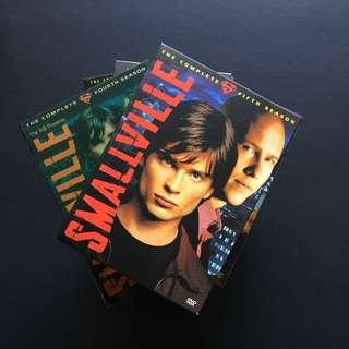 Smallville S1-S5 Complete Bundle