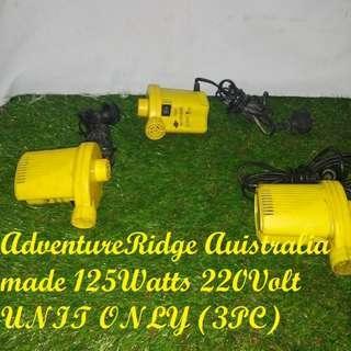 Portable Blower 125watts 220volt australia made