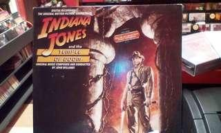 Indiana Jones Temple of Doom OST LP