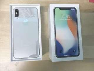 MYSET iPhone X 256gb White