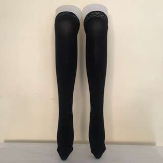 715f2c0ee   CATZ   Knee High Socks Thigh High Over The ...
