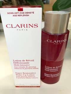 Clarins S.R. Wake-Up Lotion 125ml 修護精華水