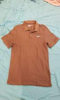 Nike Golf Shirt (Dri-fit)