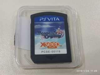 Ragnarok Odyssey sony ps vita game cartridge no box psv psvita