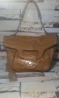 Orig anne klein 2way shoulder hand bag