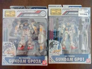 MSIA Gundam Action Figures