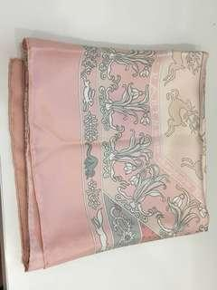 Preloved Hermes Authentic Silk Scarf