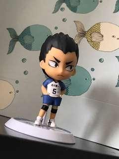 Haikyuu!! - Yutaro Kindaichi mini figurine