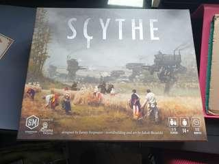 Scythe Base Game w/ Board Extension