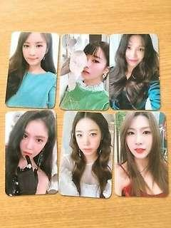Apink Season Greetings 2019 Photocard