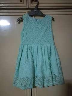 Preloved Mint Dress