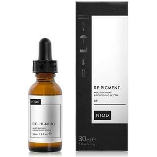BNIB Niod Re:Pigment 30ml Whitening Brightening
