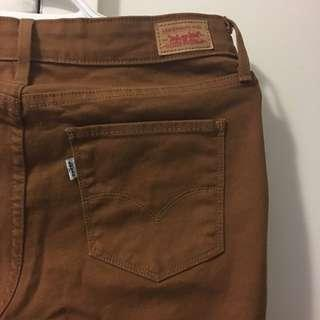 BRAND NEW NEVER WORN LEVI'S JEANS
