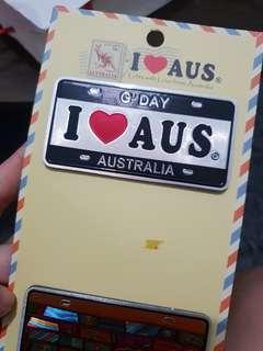 Australia ref magnet
