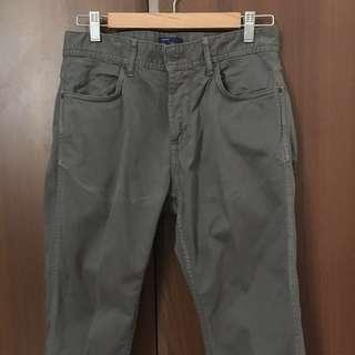 ZARA MAN Grey Pants