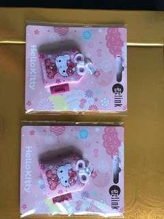 Hello Kitty Ezlink charm Limited Edition (CNY)