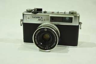 Yashica 135 film camera