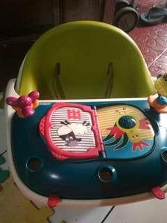 Kursi makan bayi Booster seat mamas papas