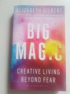 🚚 Elizabeth Gilbert - Big Magic : Creative Living Beyond Fear
