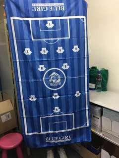 藍妹啤酒 德國排陣大毛巾 約140x70cm