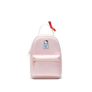 f8e0aeb73eaa Japan Sanrio x herschel Fifteen Nova Backpack Mini Hello Kitty ( Cameo Rise  )