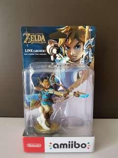 Zelda BOTW (Link Archer) US set Amiibo