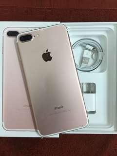 🚚 i Phone 7 Plus 128G Rose gold