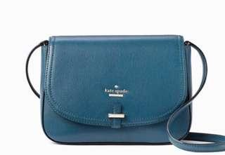 Kate Spade Kailey Patterson Drive Leather Crossbody Bag