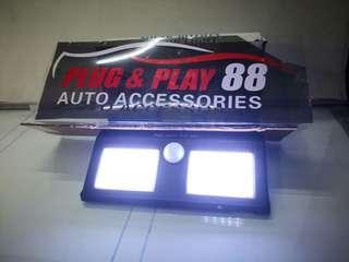 Waterproof Solar Motion Sensor Light 38 LED
