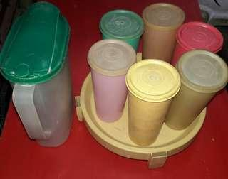 REPRICED!!! ALL IN ONE PRICE Tupperware for sale in bundles