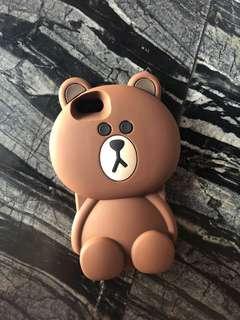 iPhone 5/5s/SE line friends phone case