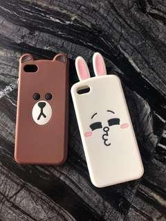 Iphone 5/5s/SE Line friends phonecase