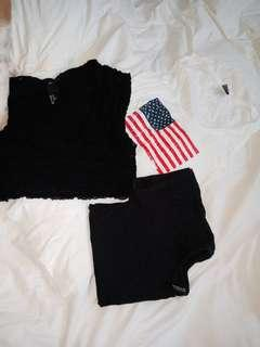 Bundle Branded clothes: H&M and Point sportswear