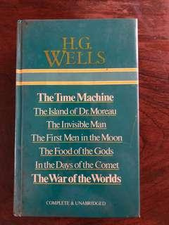 HG Wells Collection