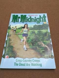 Mr. Midnight - Cross-Country Creeps the Dead are Watching