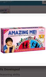 Amazing Me board game
