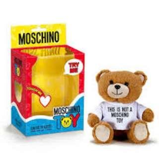 MOSCHINO Toy Teddy Bear Eau de Toilette 50ml