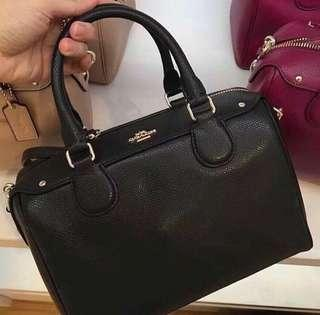 Coach Bennett Satchel Bag
