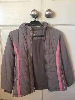 Urban puffer jacket