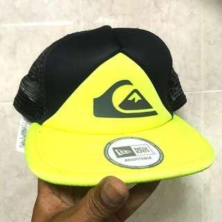 Quiksilver Authentic SnapBack Cap