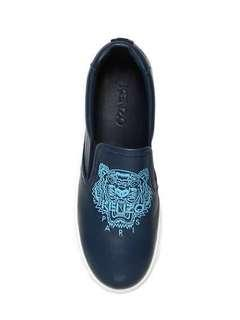 kenzo 40mm tiger leather shoes