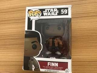 [CNY SALE] Star Wars Finn funko pop