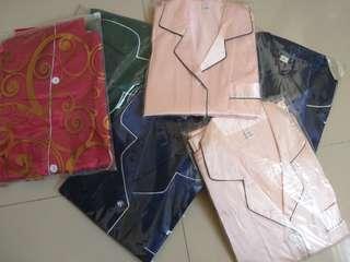Personalise Silk Pajamas